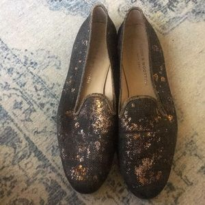 Stubbs & Wootton palm beach loafers